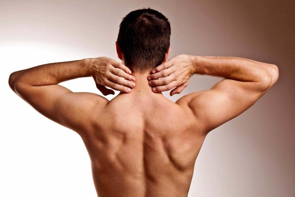 weniger Schulterschmerzen durch Osteopathie. Behandlung in Osnabrück