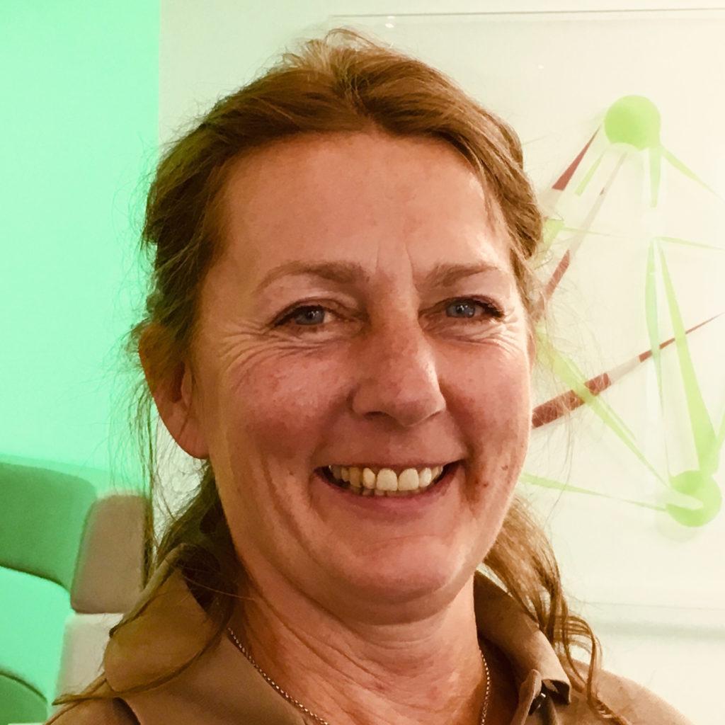 Britta Habuch /// Empfang Osteopathi im Hasehaus
