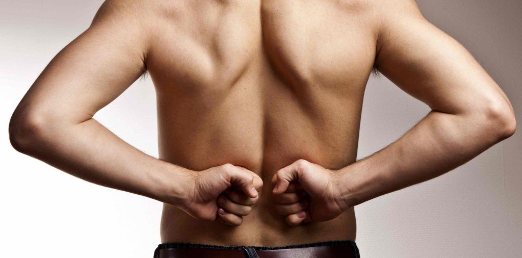 Bandscheibenvorfall nicht so relevant. Rückenschmerzen kommen von Fasziendistorsionen